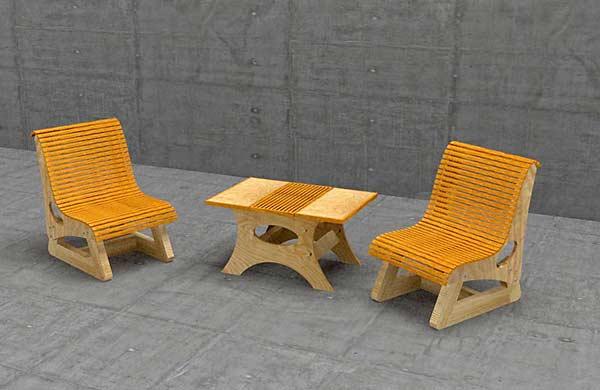 Furniture Design | Kent Silvas